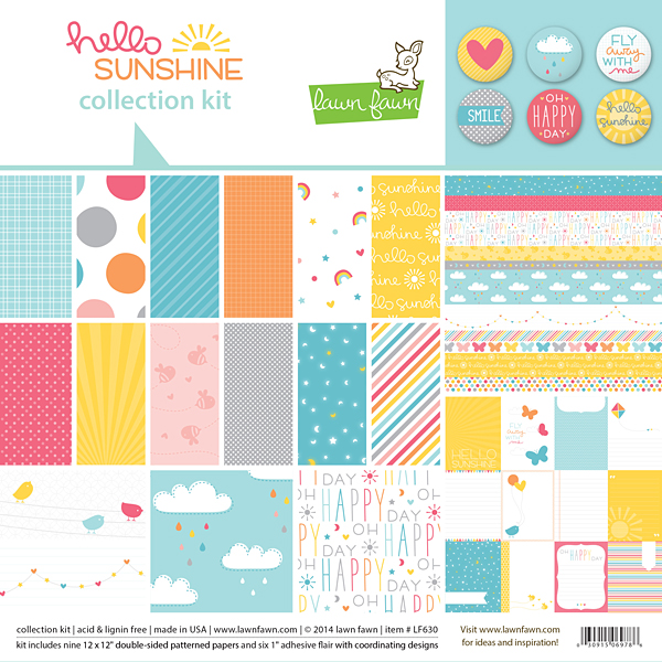 Hello Sunshine Collection Kit