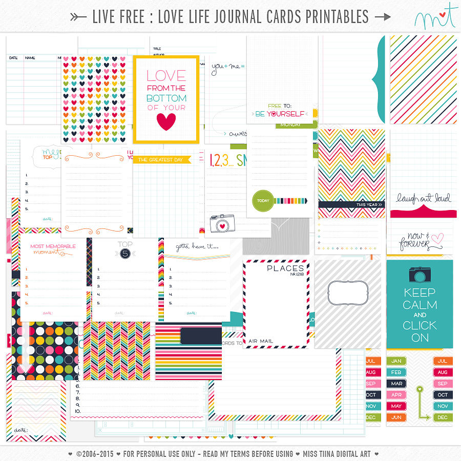 image about Free Journal Printables titled PRINTABLES