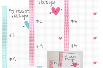 14 Days of FREE Valentine's Printables Day 14 – Happy Valentine's Day