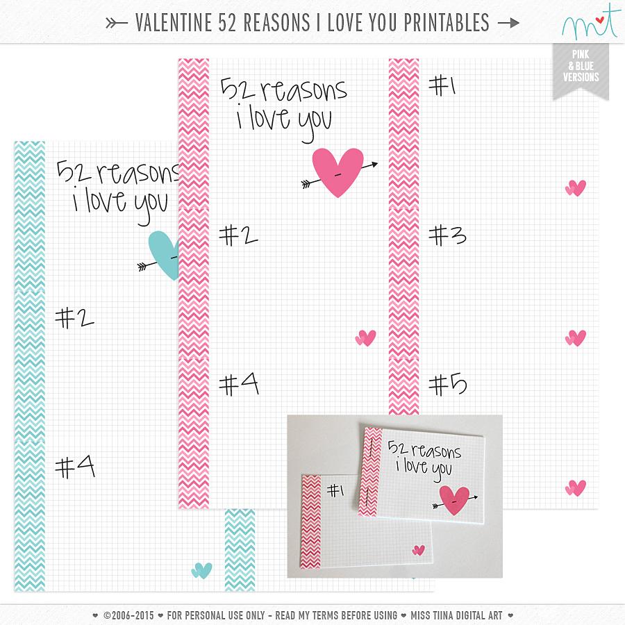 14 Days Of Free Valentine S Printables Day 14 Happy Valentine S Day Misstiina Com
