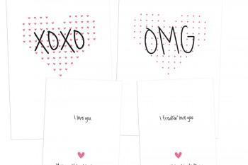 14 Days of FREE Valentine's Printables Day 7
