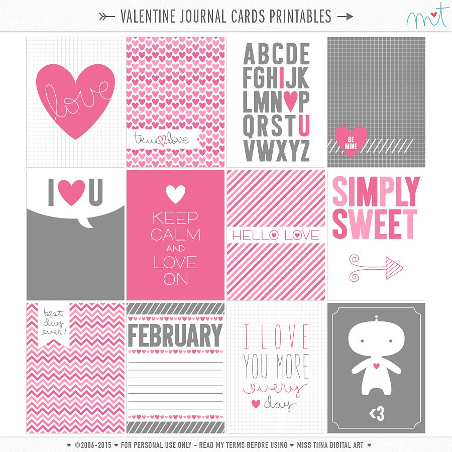 Freeprintables: FREE Valentine's Printables