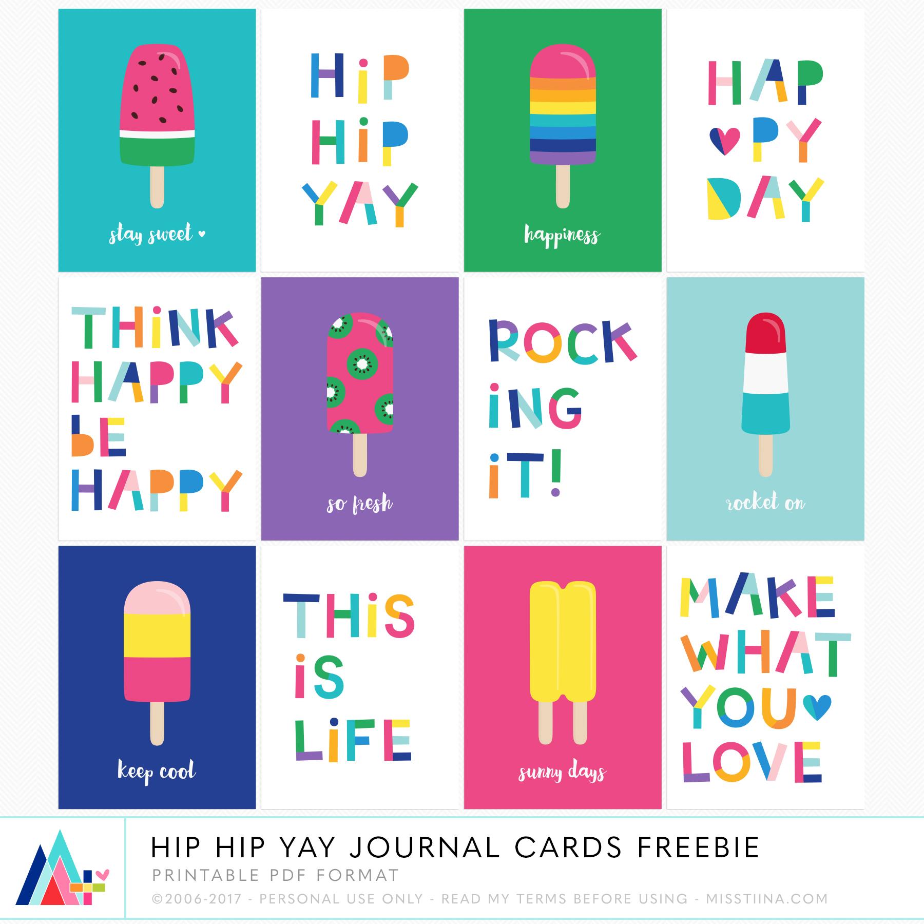 printable card free