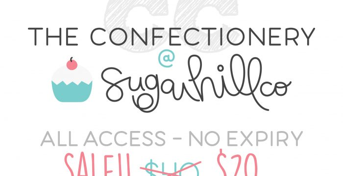 50% OFF CONFECTIONERY MEMBERSHIPS