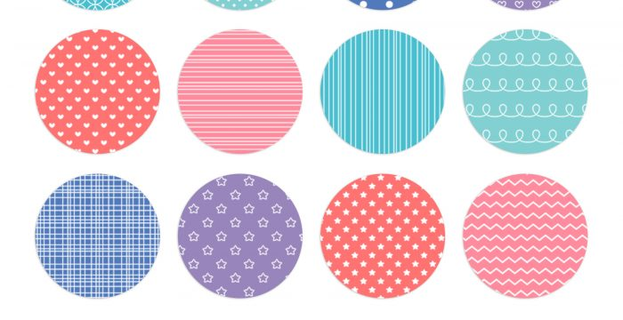 Dress up your elements with Basic Pattern Styles!