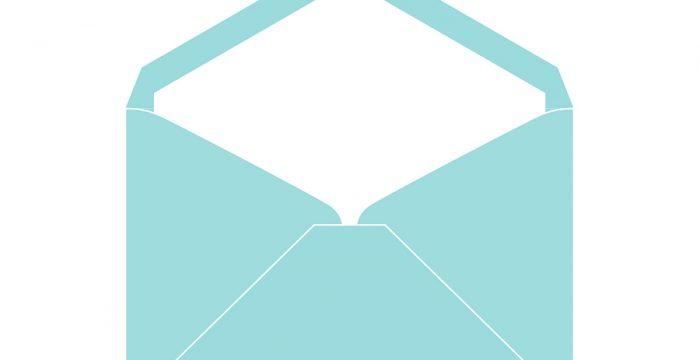 Envelope & Liner SVG + PNG Freebie