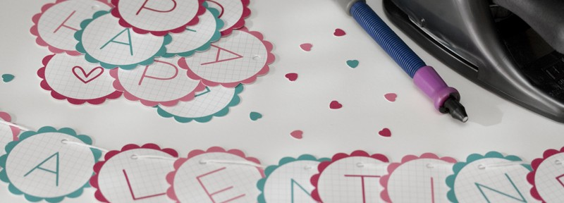 Even more Life Free : Love Life + free printable garland
