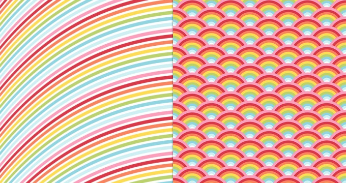 FREE CU Rainbow-y Patts