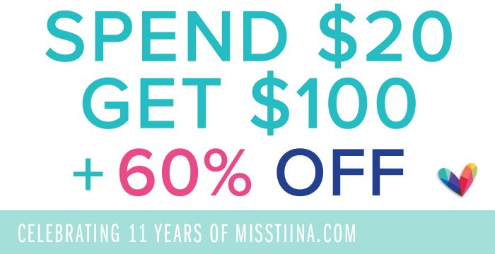 Celebrating 11 Years of MissTiina.com!