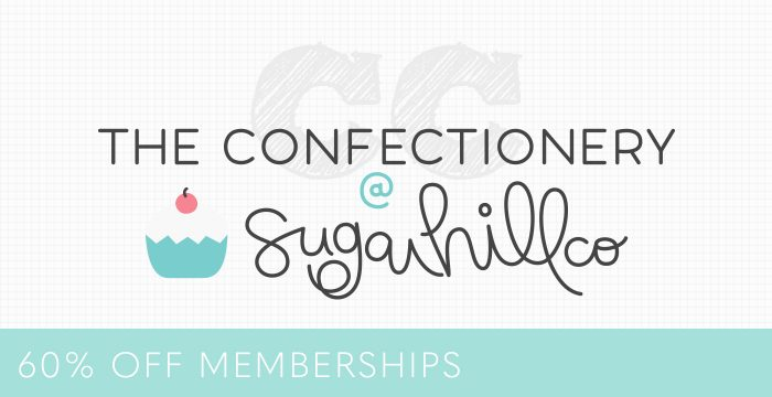CONFECTIONERY SALE + NEW & EXCLUSIVE DOWNLOADS