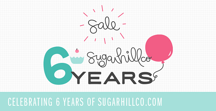 CELEBRATING 6 YEARS OF SUGARHILL – 60% OFF SALE + MORE