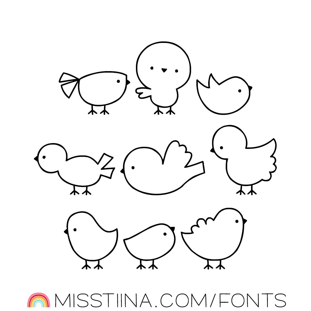 MTF Birdies
