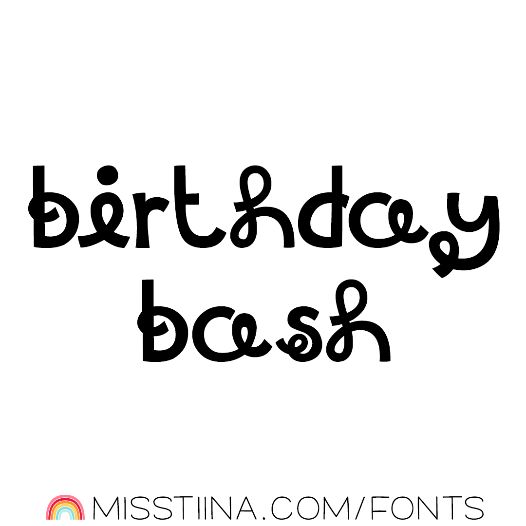 MTF Birthday Bash