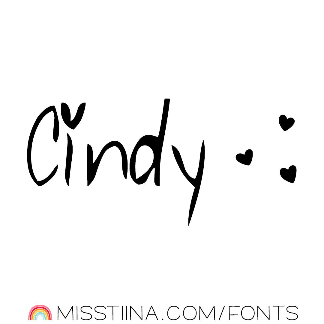 MTF Cindy