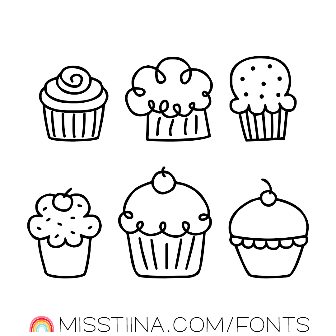 MTF Cupcakes