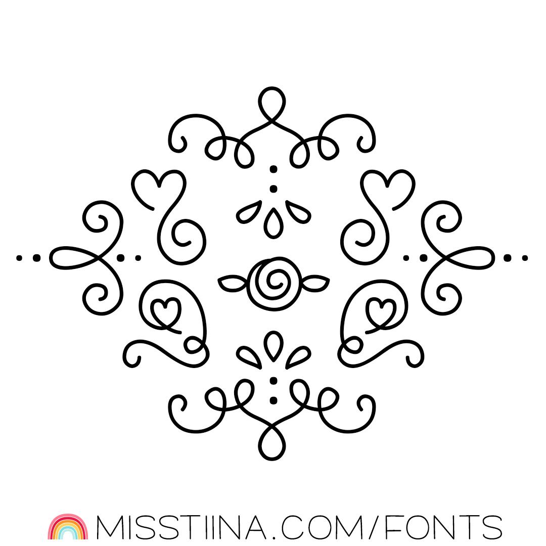 MTF Decorative