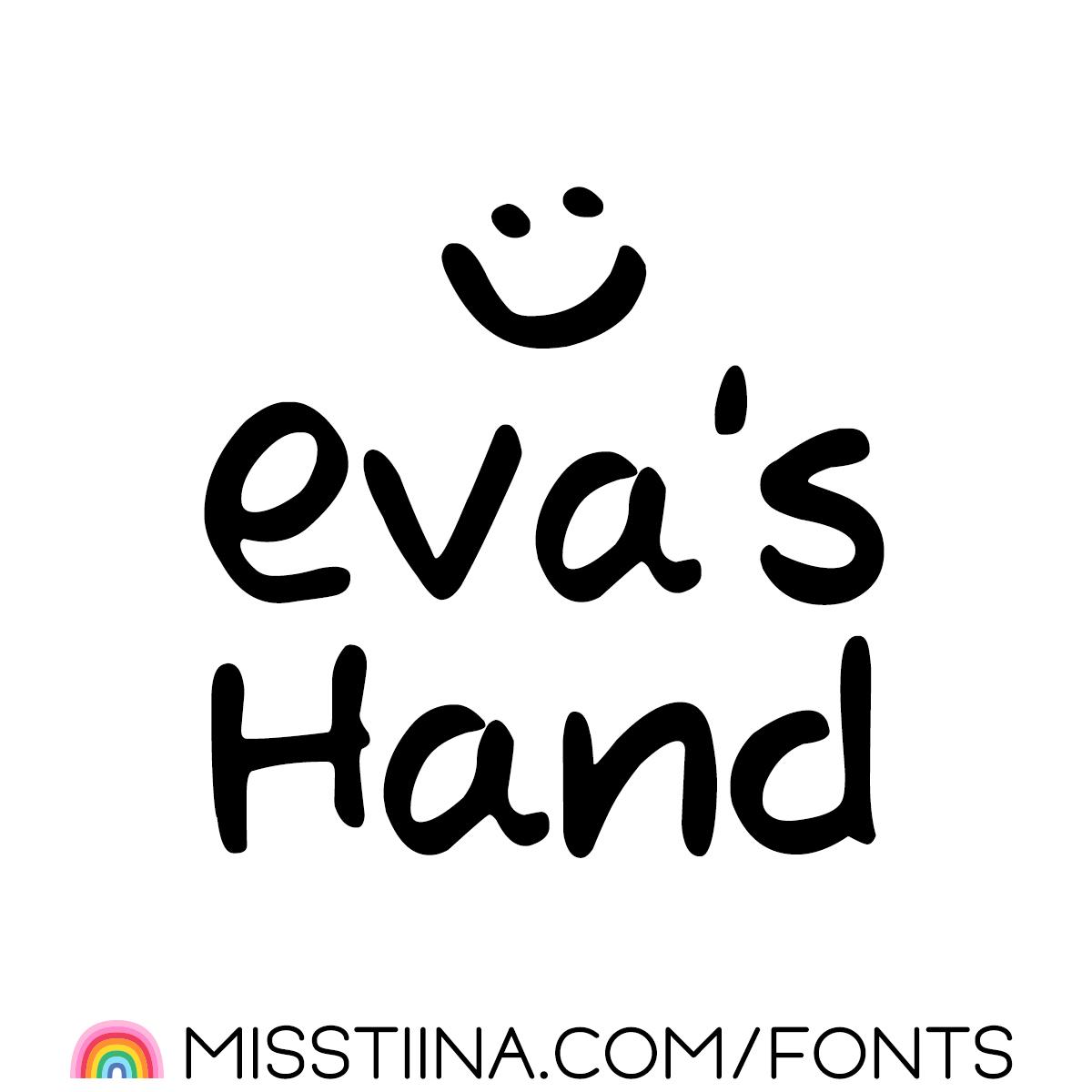MTF Eva's Hand