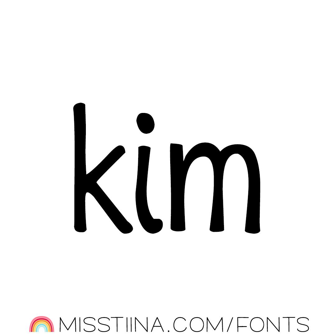 MTF Kim