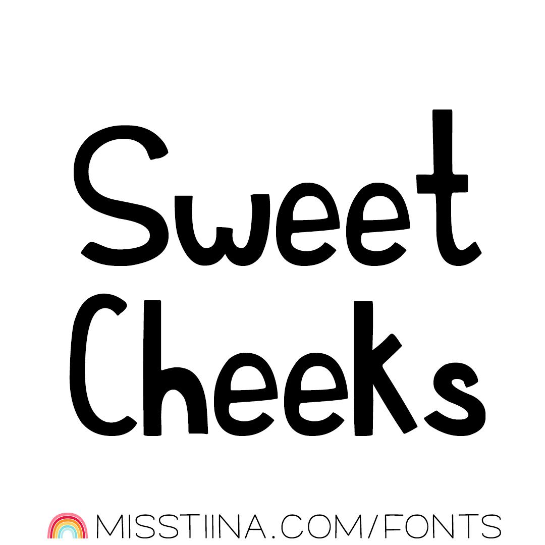 MTF Sweet Cheeks