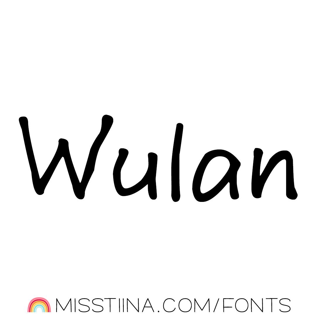MTF Wulan